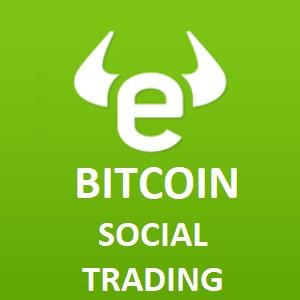 etoro Bitcoin social Trading