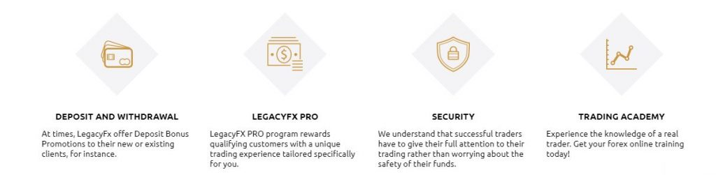 legacyfx features